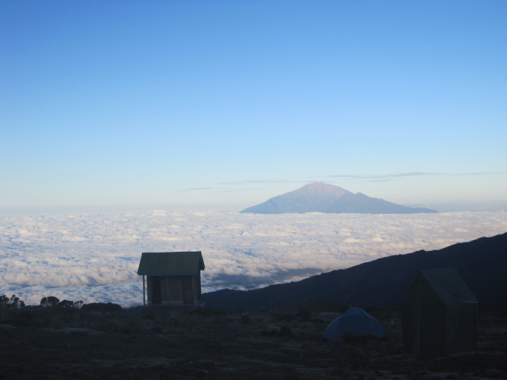 Climbing Kilimanjaro with Childreach International