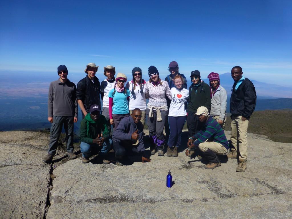 Climbing Kilimanjaro | Barranco Wall
