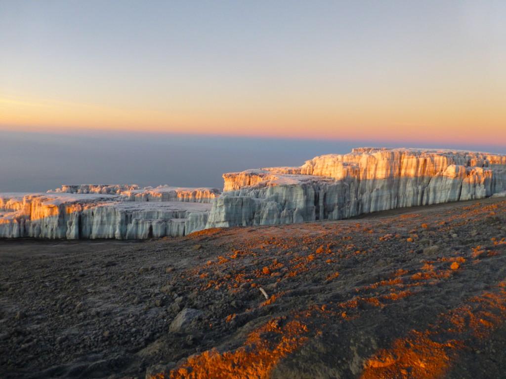 Climbing Kilimanjaro | Reaching Uhuru Peak
