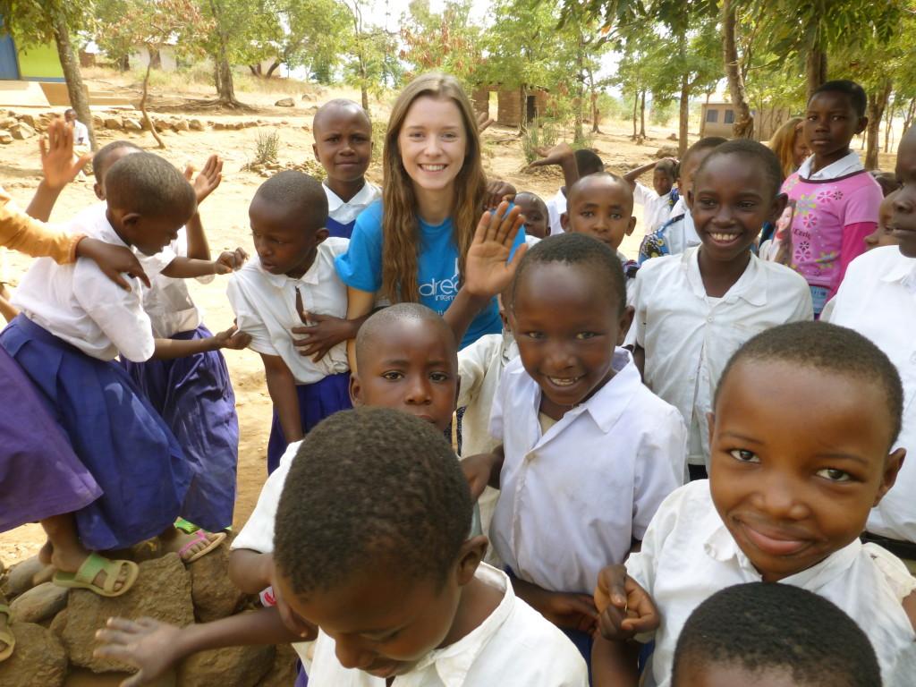 Childreach International | Tanzanian School Visit
