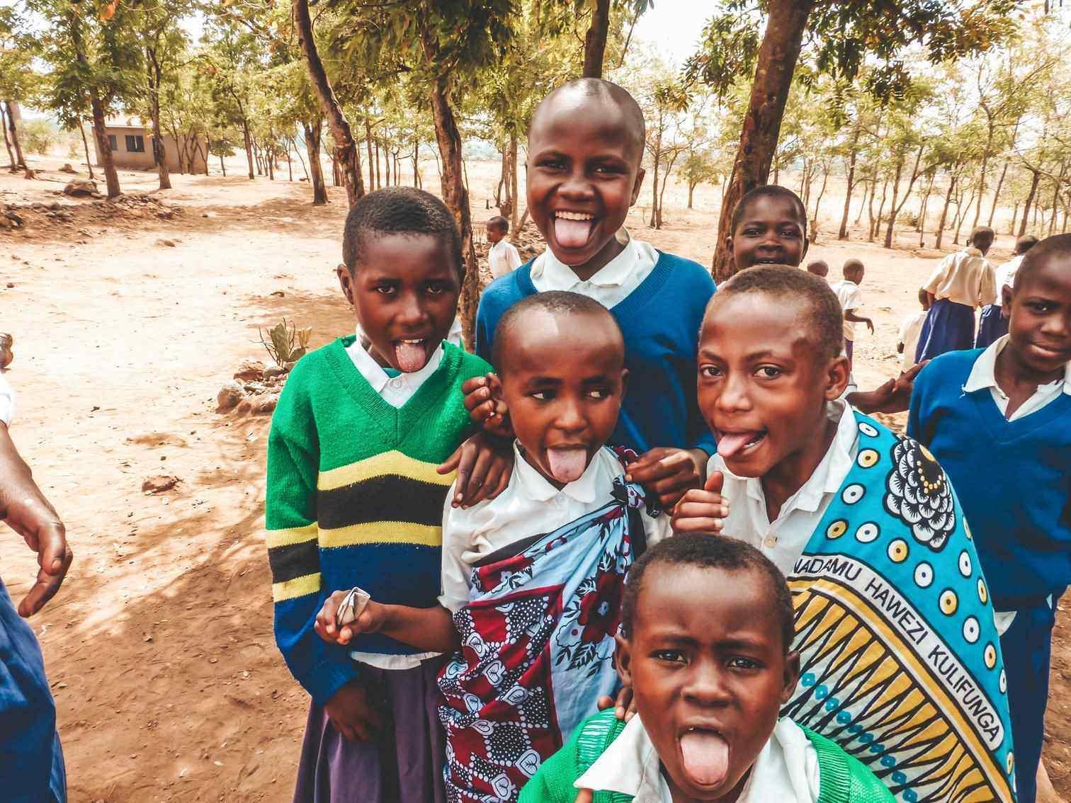 Childreach Project Tanzania