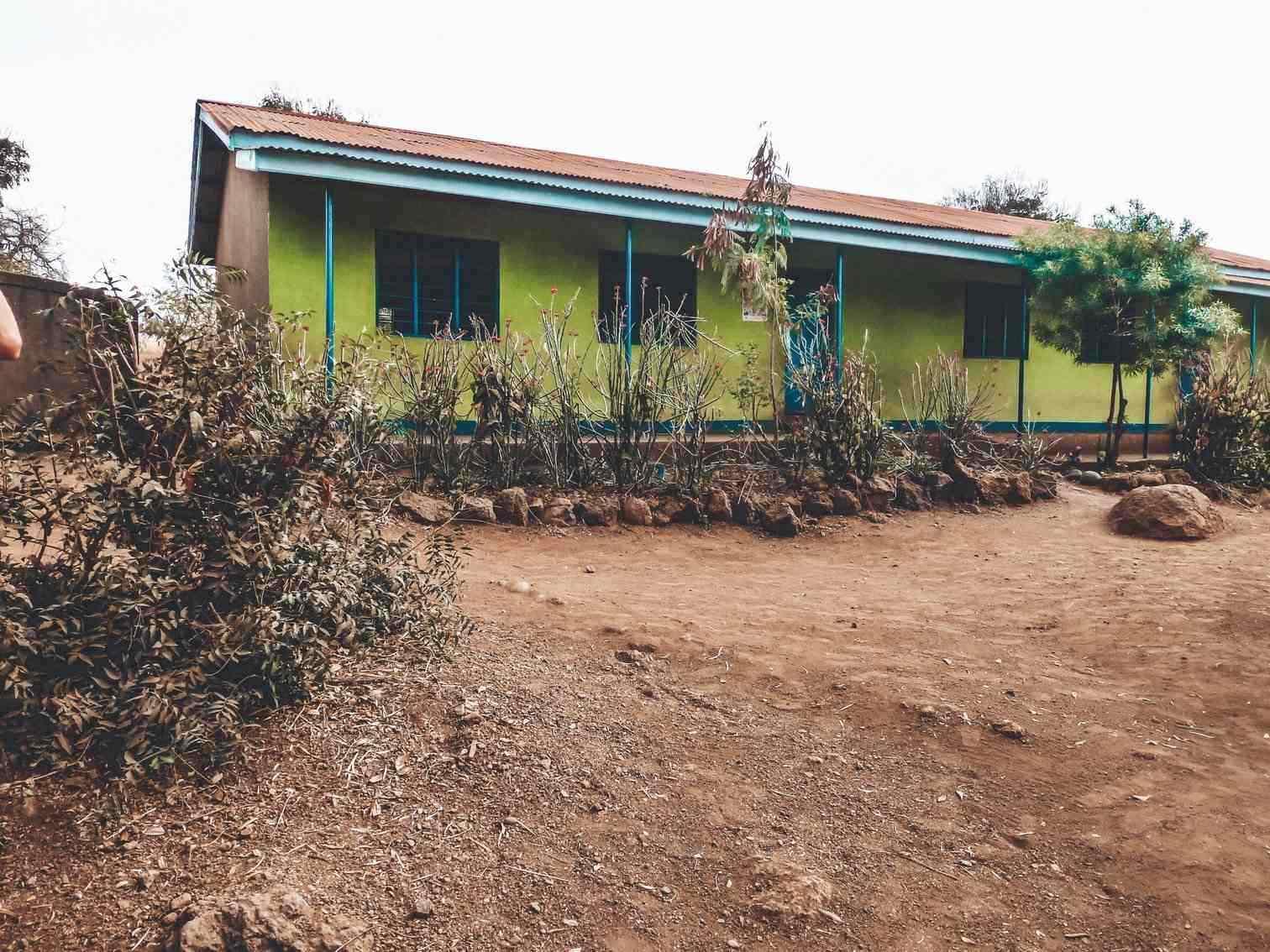 Childreach School in Tanzania