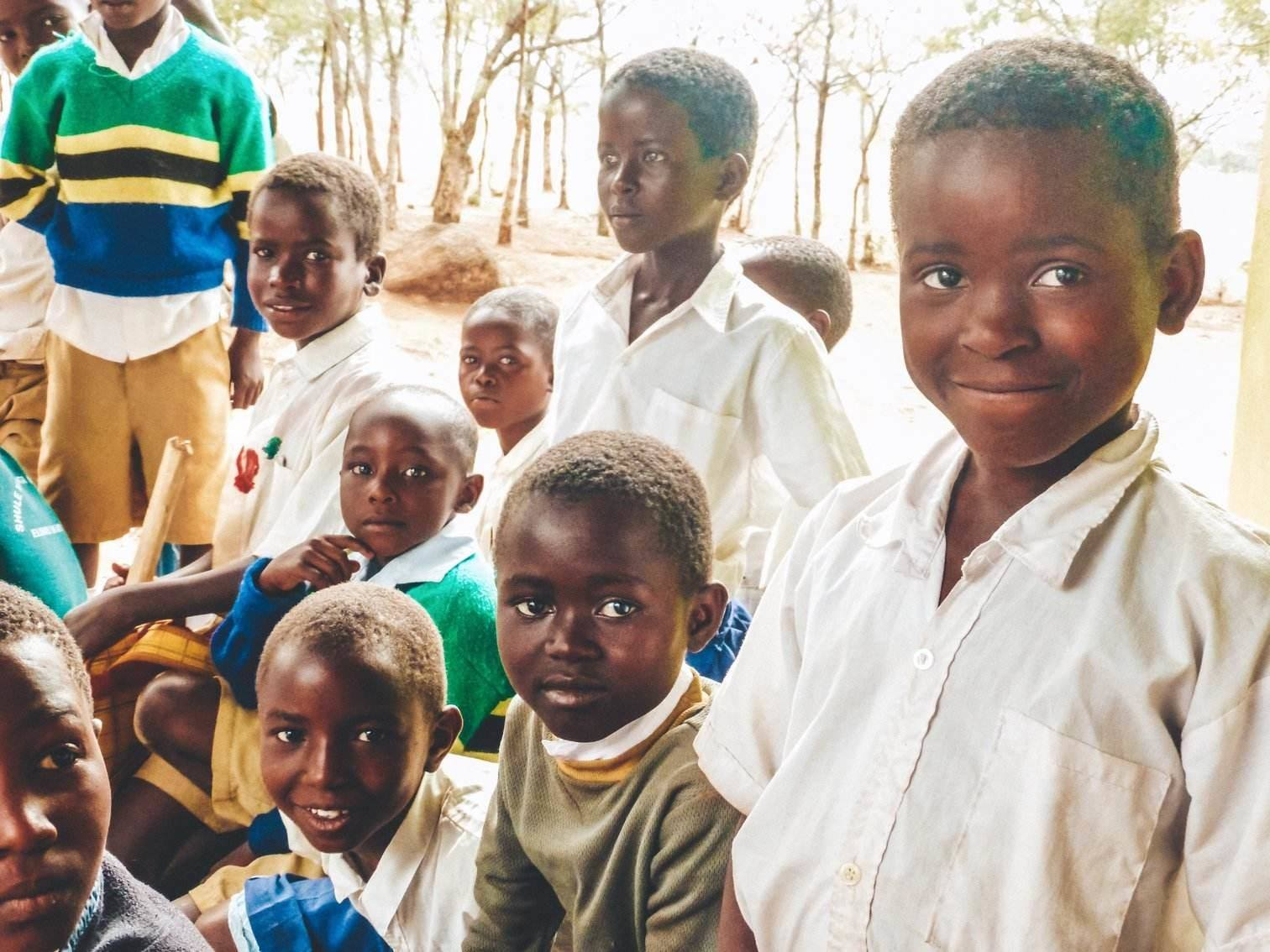 Tanzanian School Boys