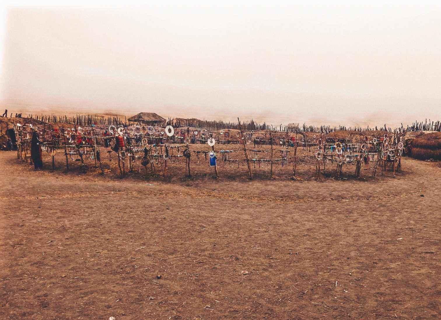 Maasai Tribe Home