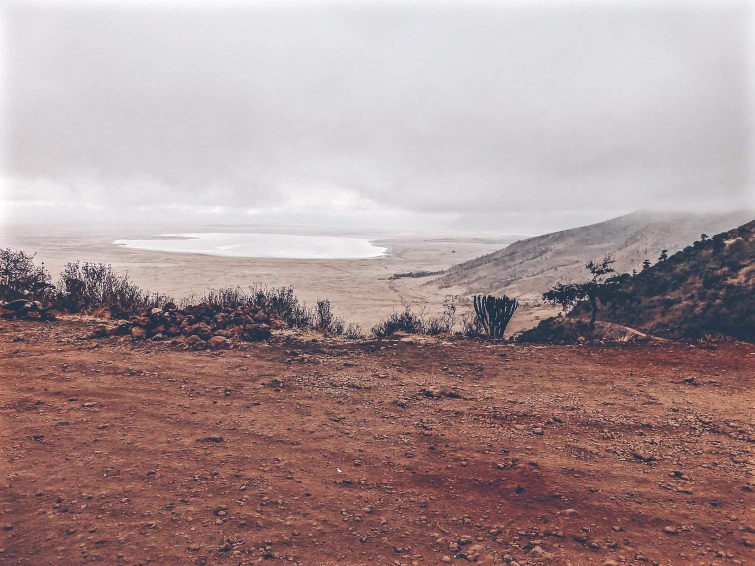 Ngorongoro Cater