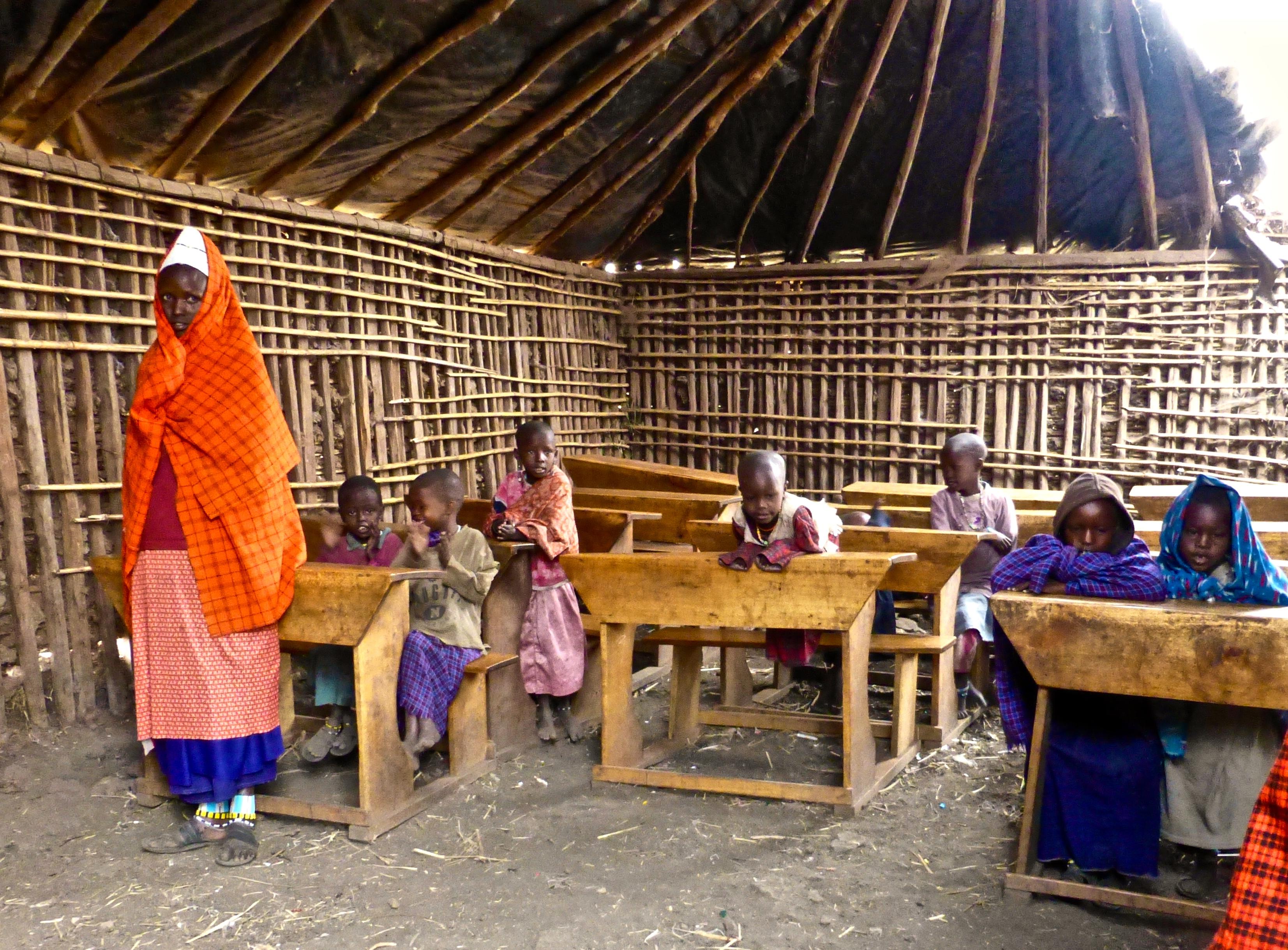 Maasai Tribe, Ngorongoro Crater