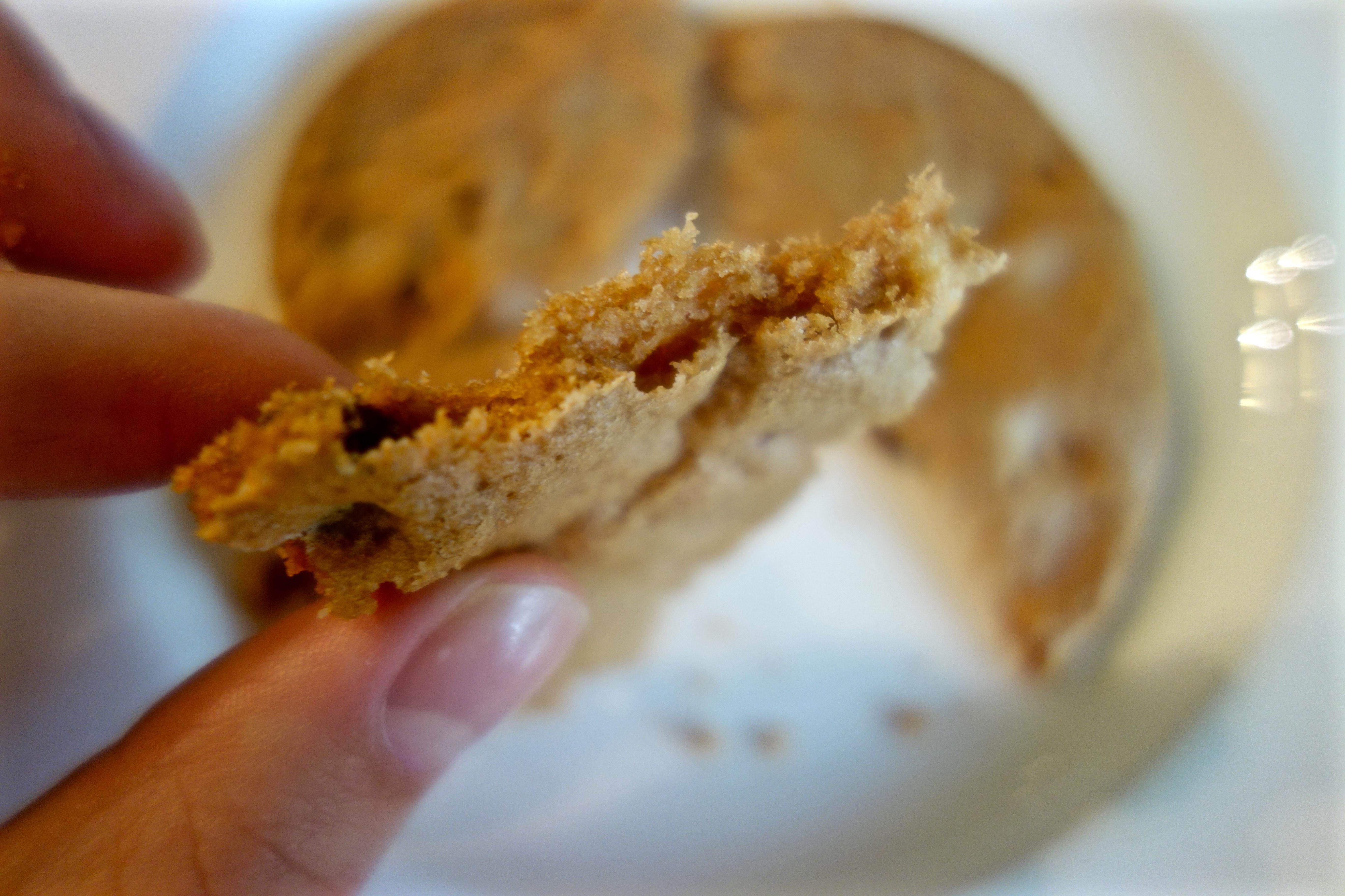 Gluten Free Cookies eating