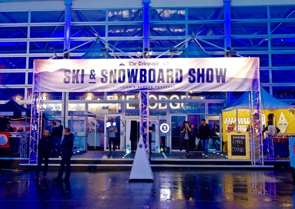 Telegraph Ski & Snowboard Show