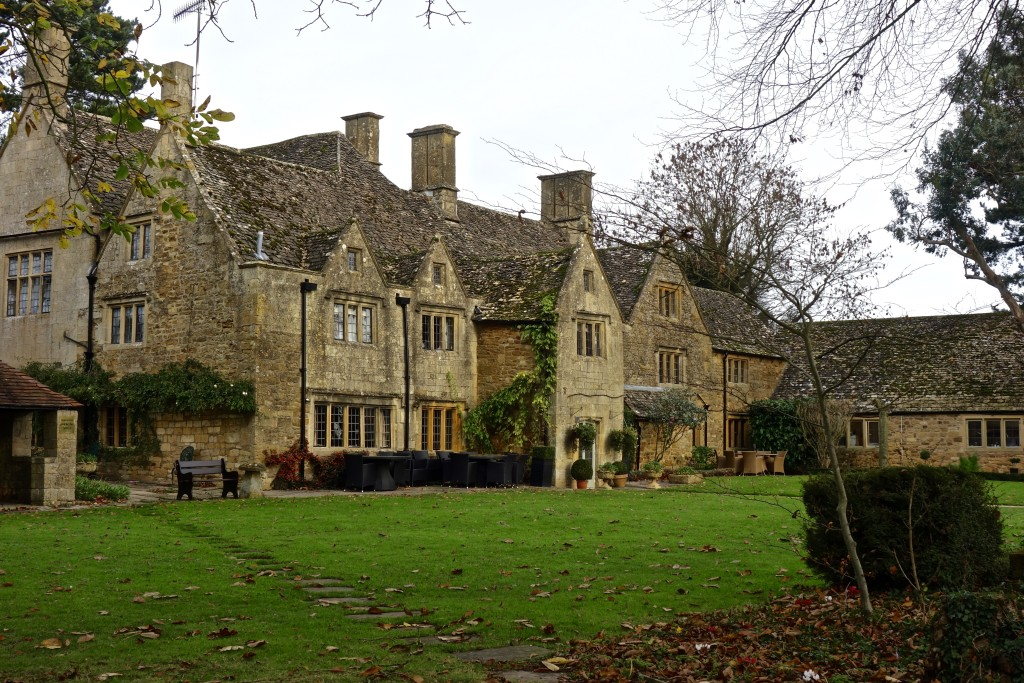 Cotswolds: Wonky Homes & Manor Houses