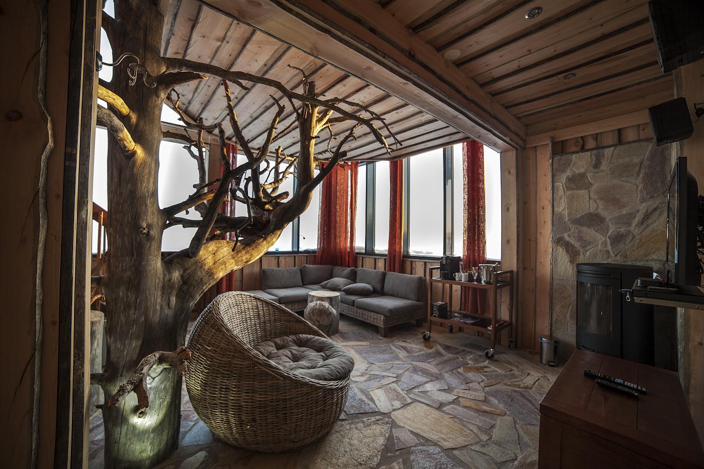 Treehouse retreats - Iso Syote hotel