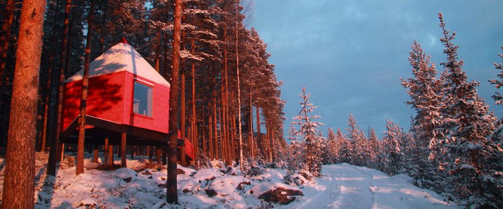 7 Luxury Treehouse Retreats