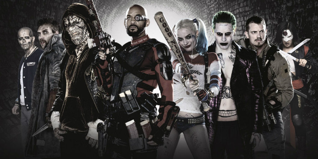Suicide Squad Film Review