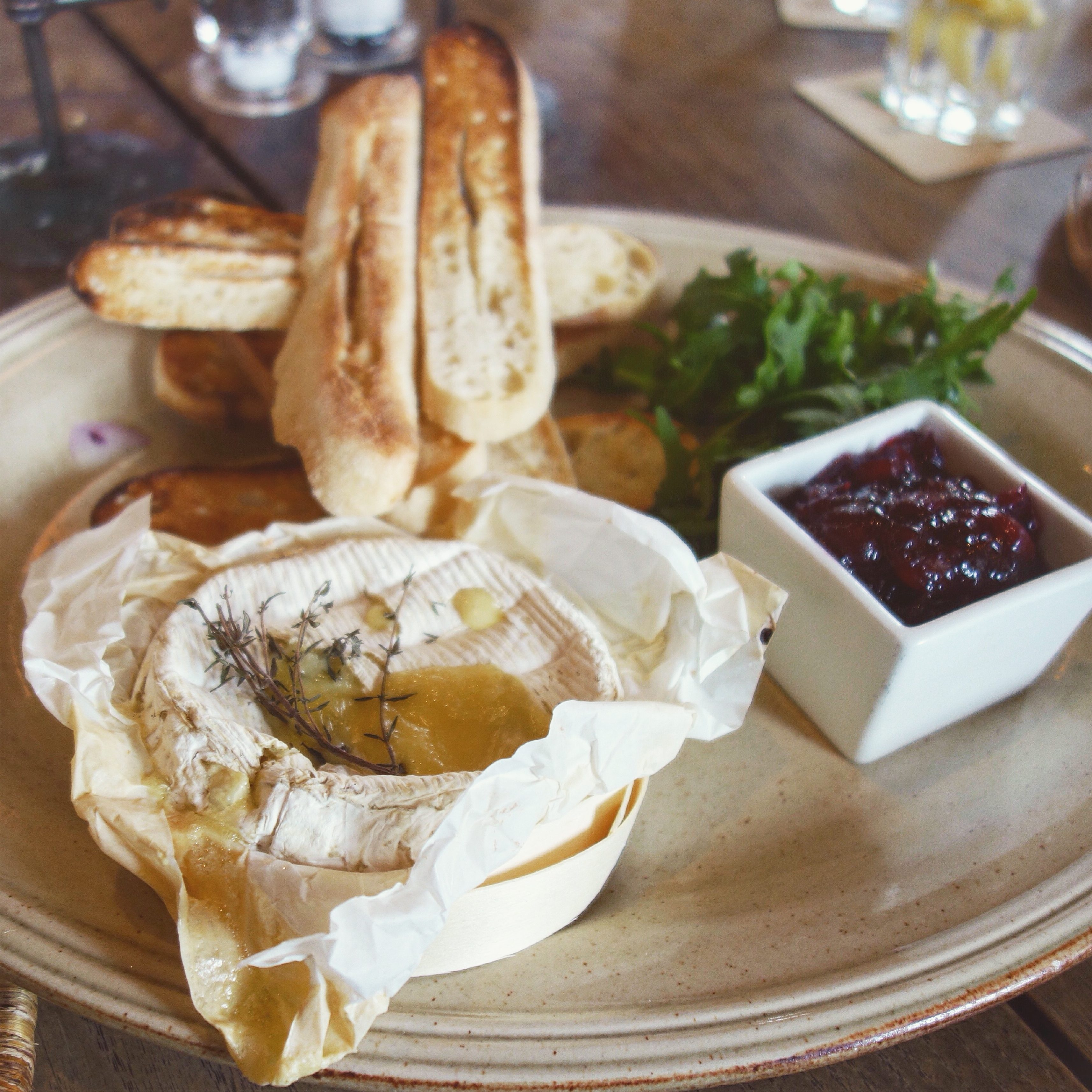 Reasons to love Autumn - camembert