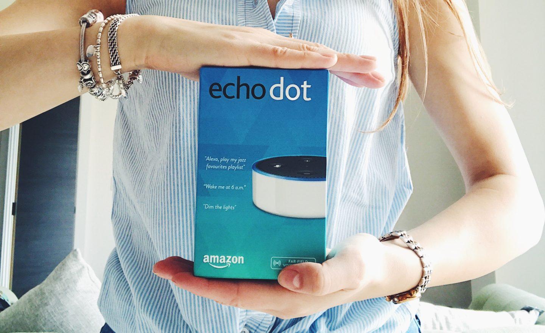 GIVEAWAY | Amazon Echo Dot