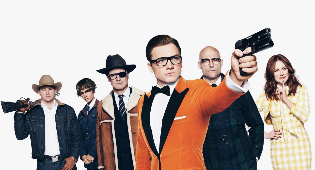 Kingsman: The Golden Circle film review