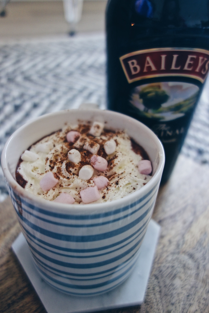 Baileys hot chocolate recipe