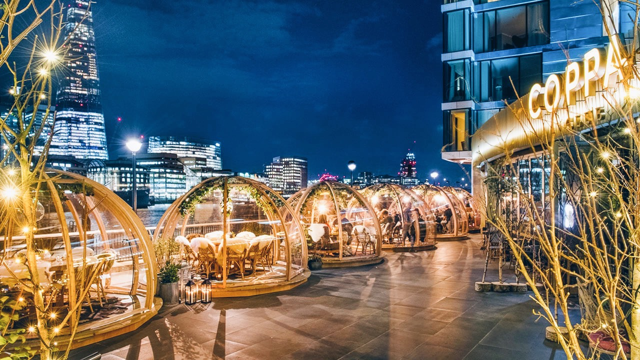 8 things to do in London this Christmas