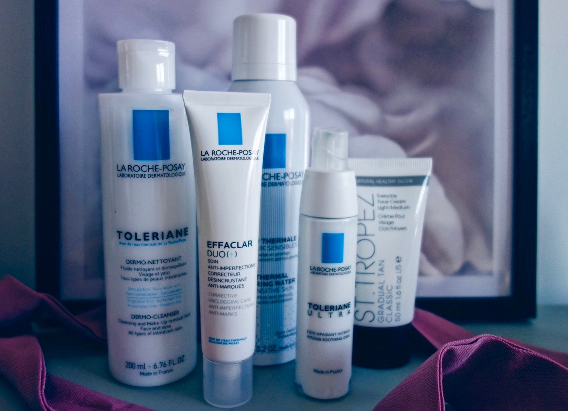My go-to beauty products