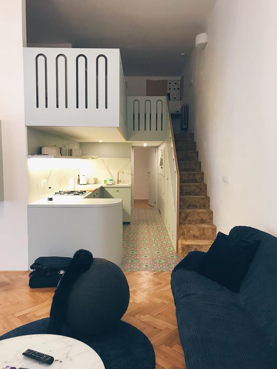 Prague Airbnb Tereza