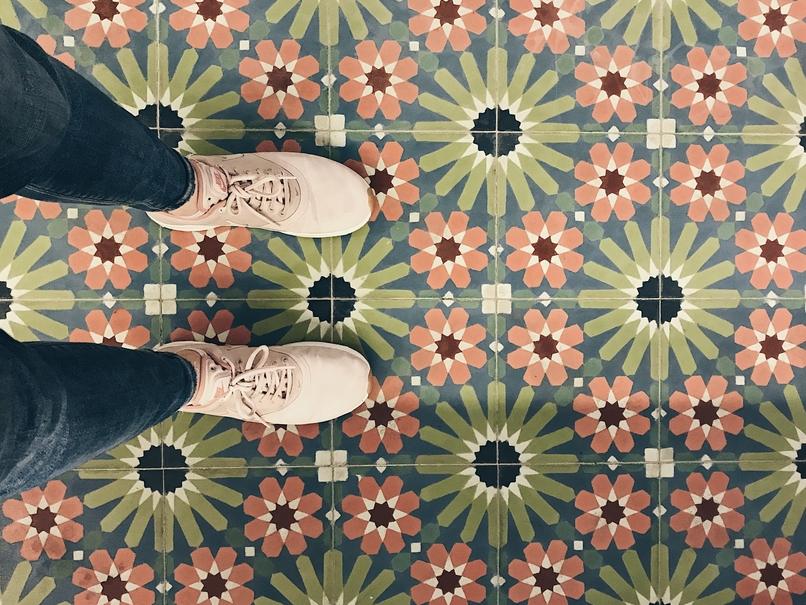 Czech tiles