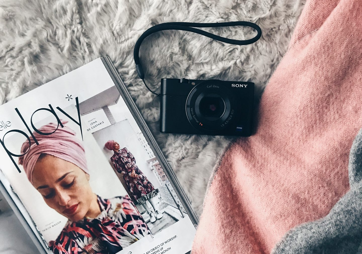 How to create an enviable Instagram feed