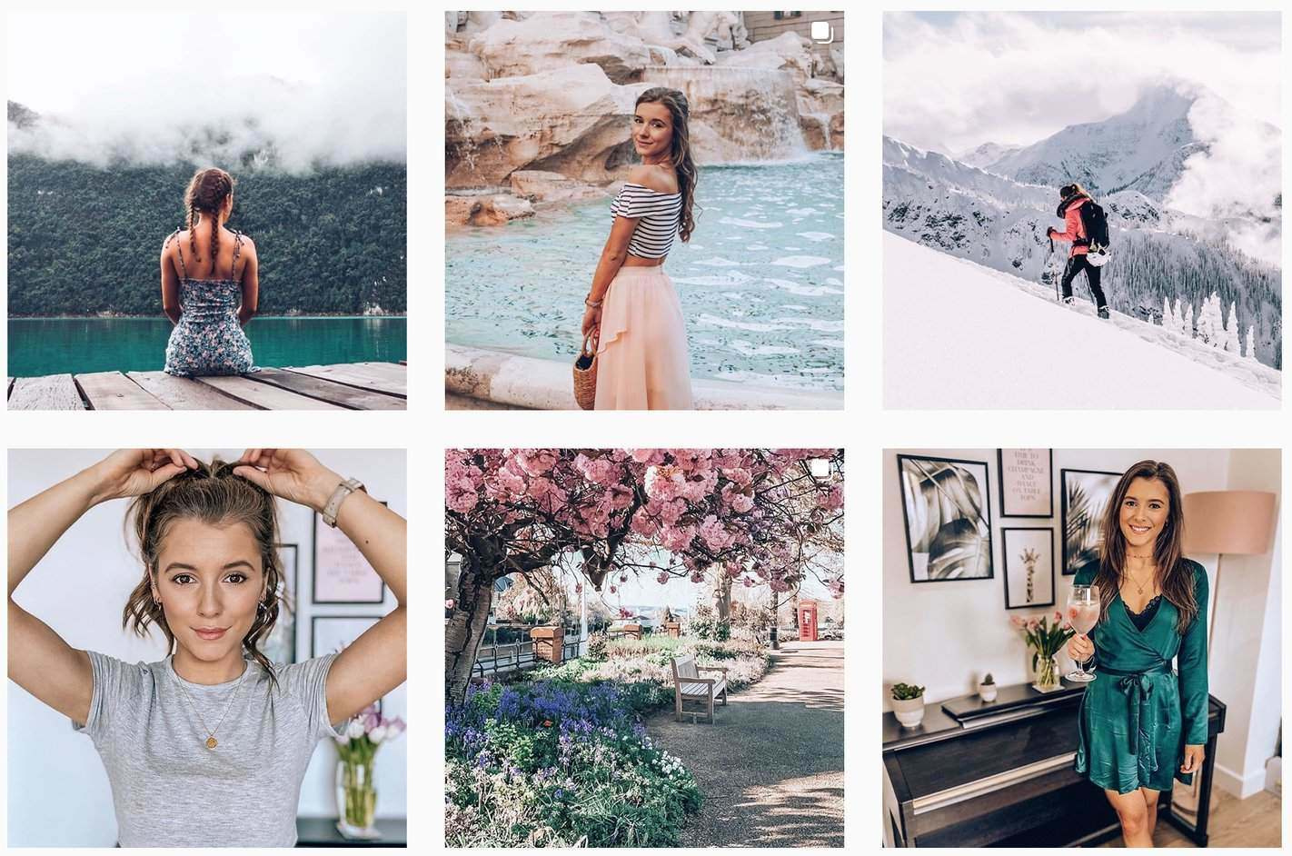 How to create a theme for your Instagram feed