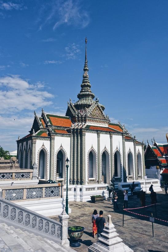 Bangkok Palaces