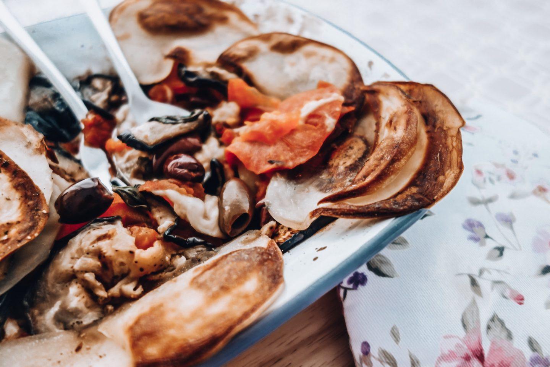 Aubergine Gratin Recipe