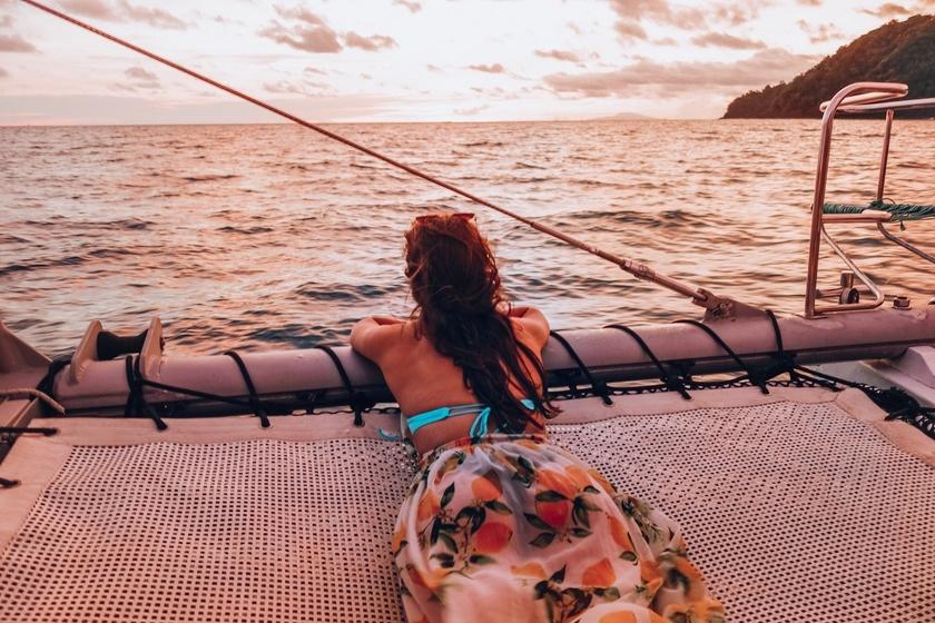 Staying in Langkawi - boat cruise