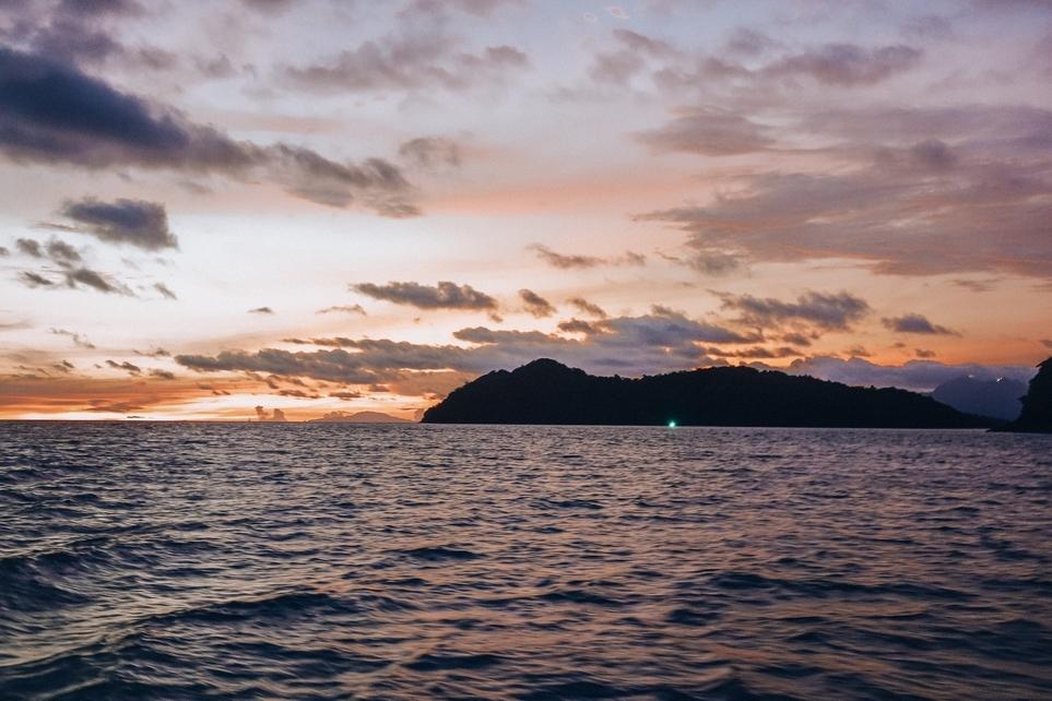 Beautiful Langkawi Sunset