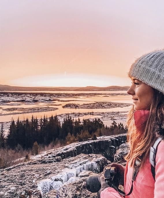 Þingvellier National Park Iceland