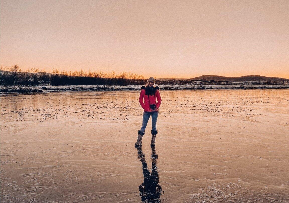 Contiki Iceland Fire Ice Tour