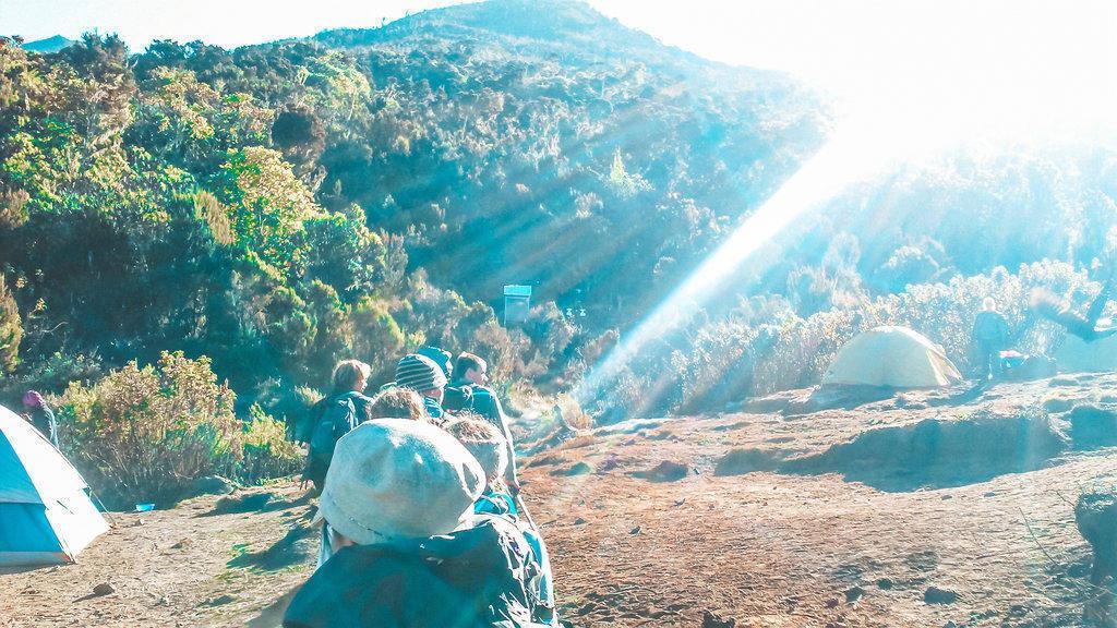 Kili Hiking