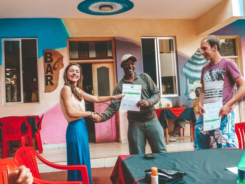 Kilimanjaro Certificate