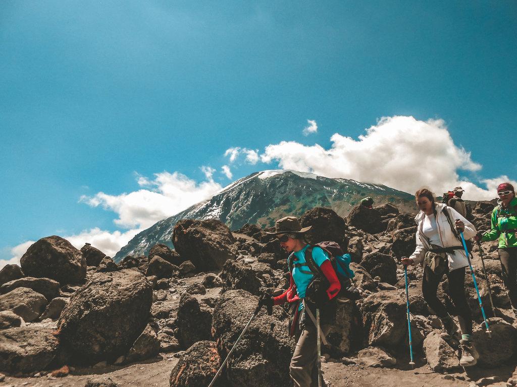 Kilimanjaro Descent