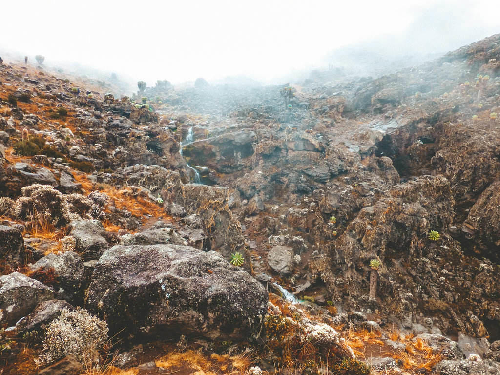 Lava Tower Descent