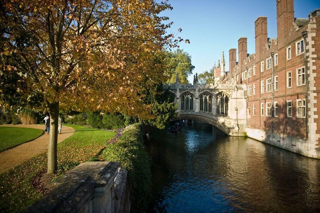 Romantic Cambridge