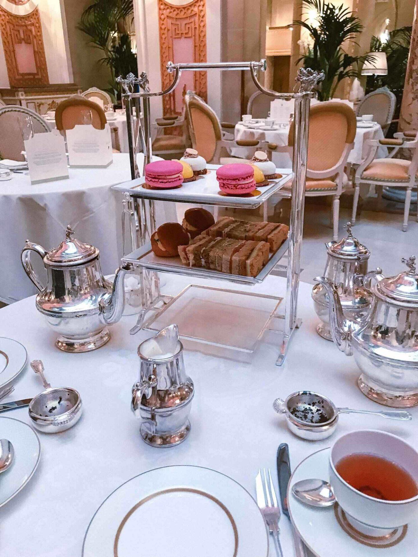 Ritz High Tea