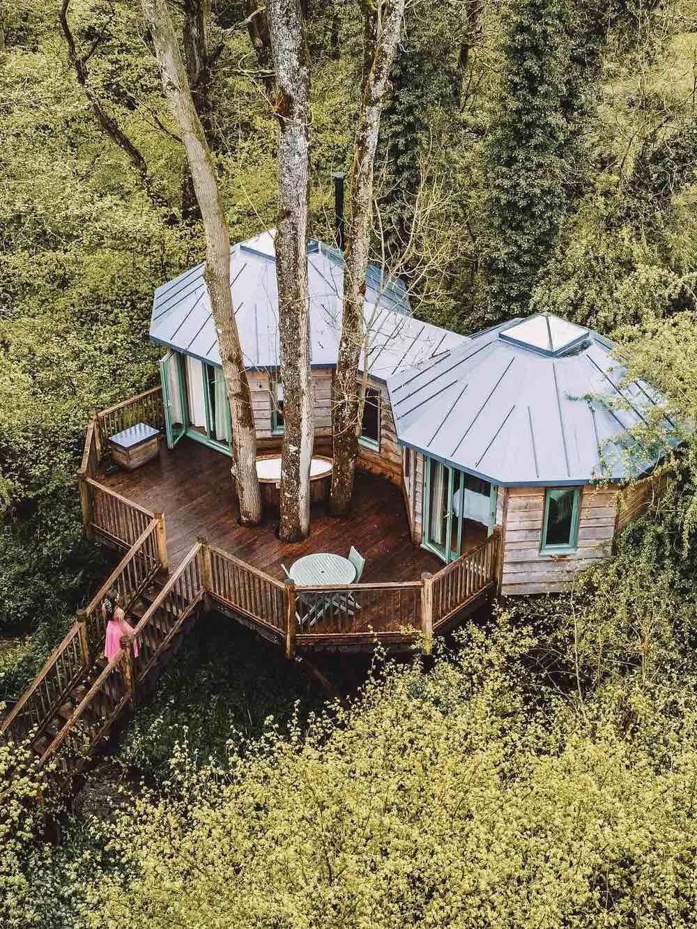Bower Treehouse, Somerset