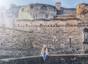 Edinburgh Castle Scotland1