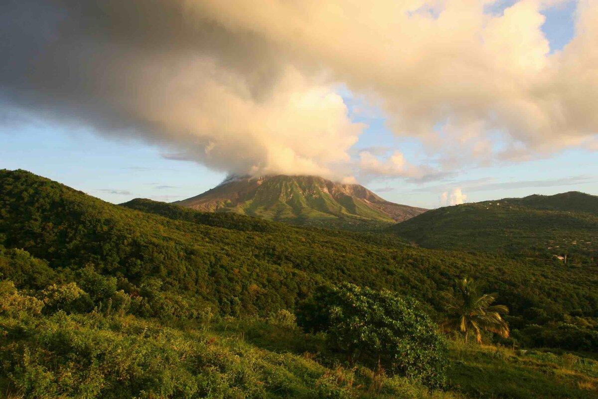 Mount Soufriere, Montserrat