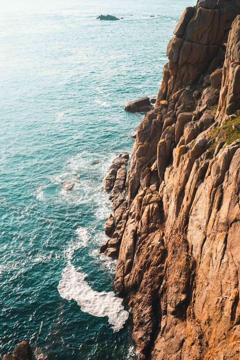 Penzance Cliff