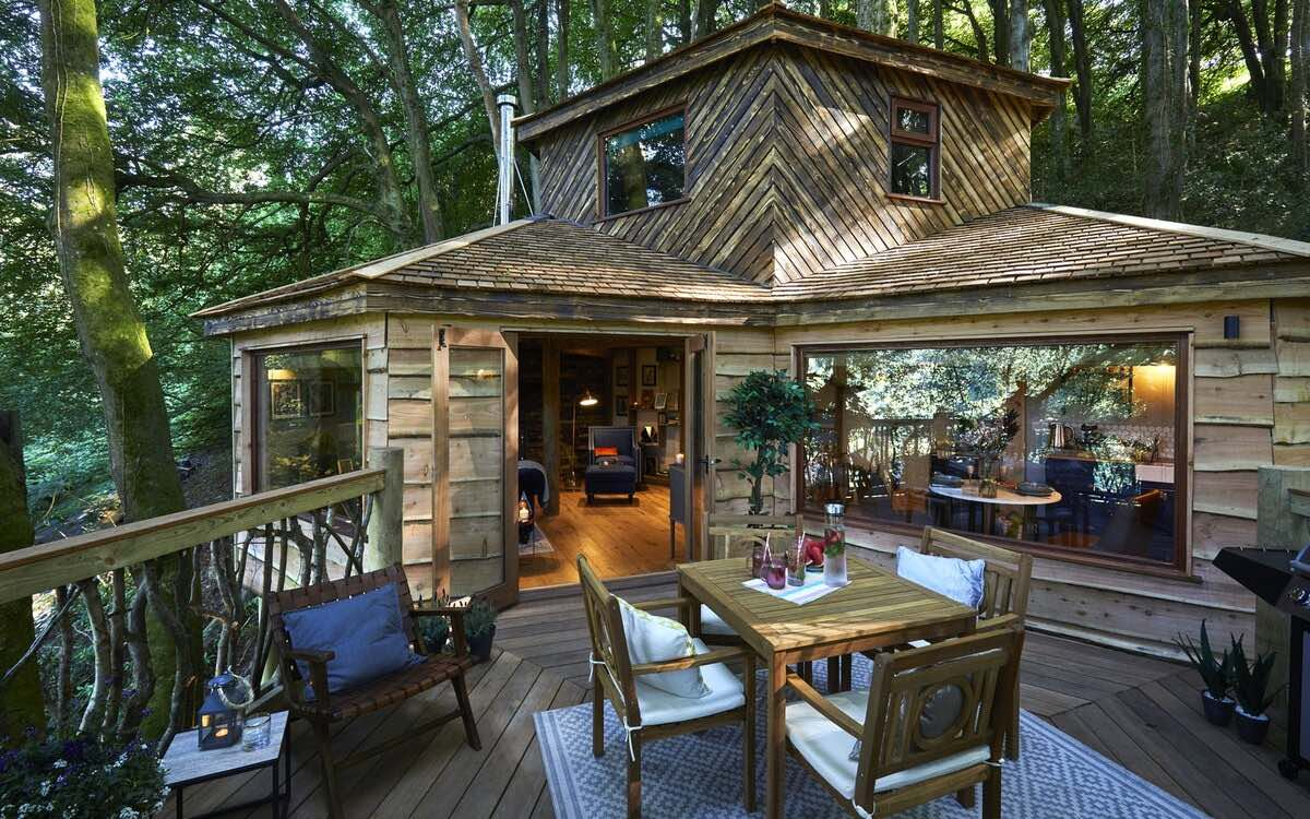 Ravendere Treehouse