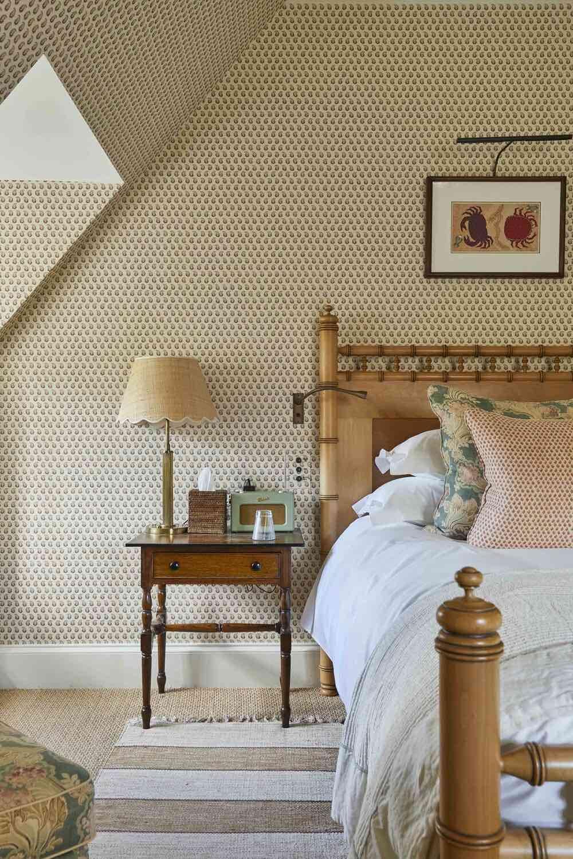 Lime Wood Hotel Bedroom