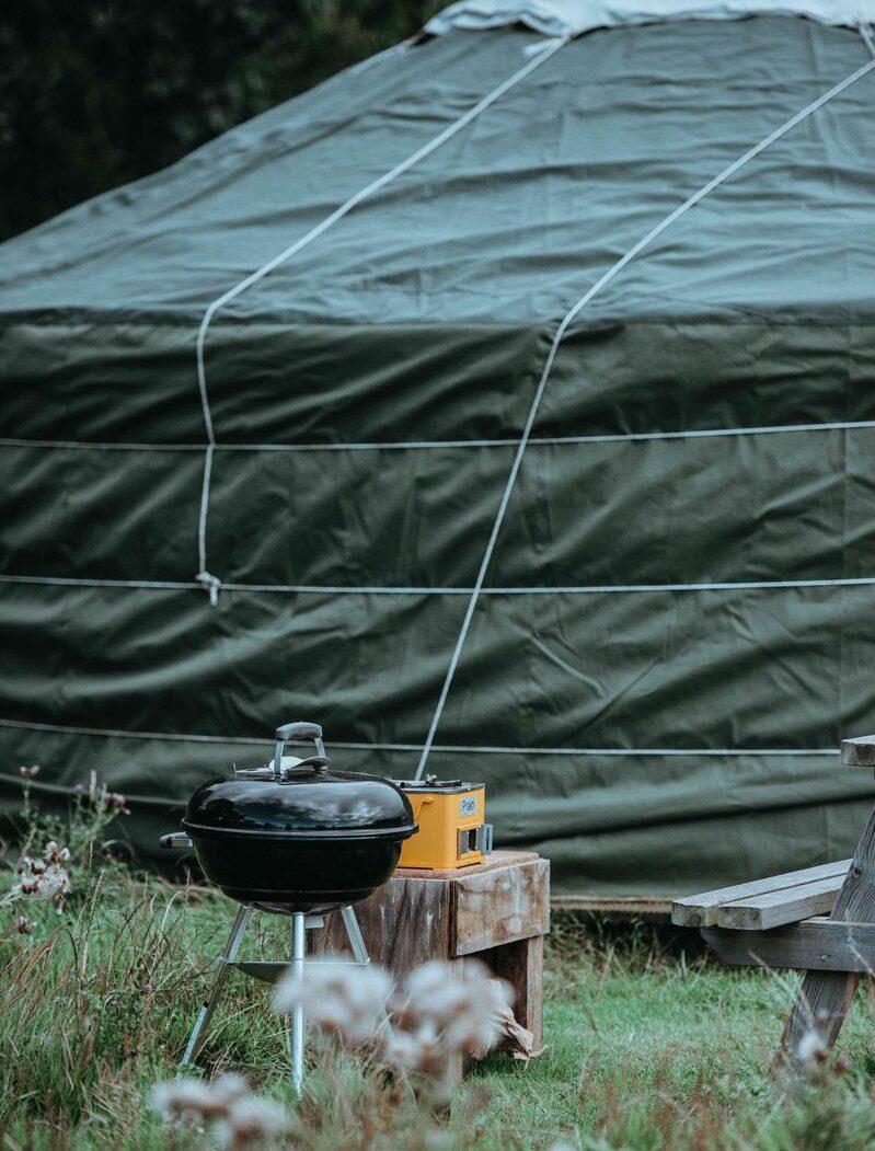 Yurt BBQ