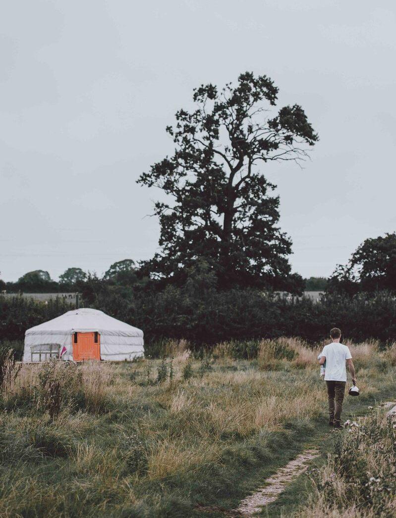 Yurt Somerset