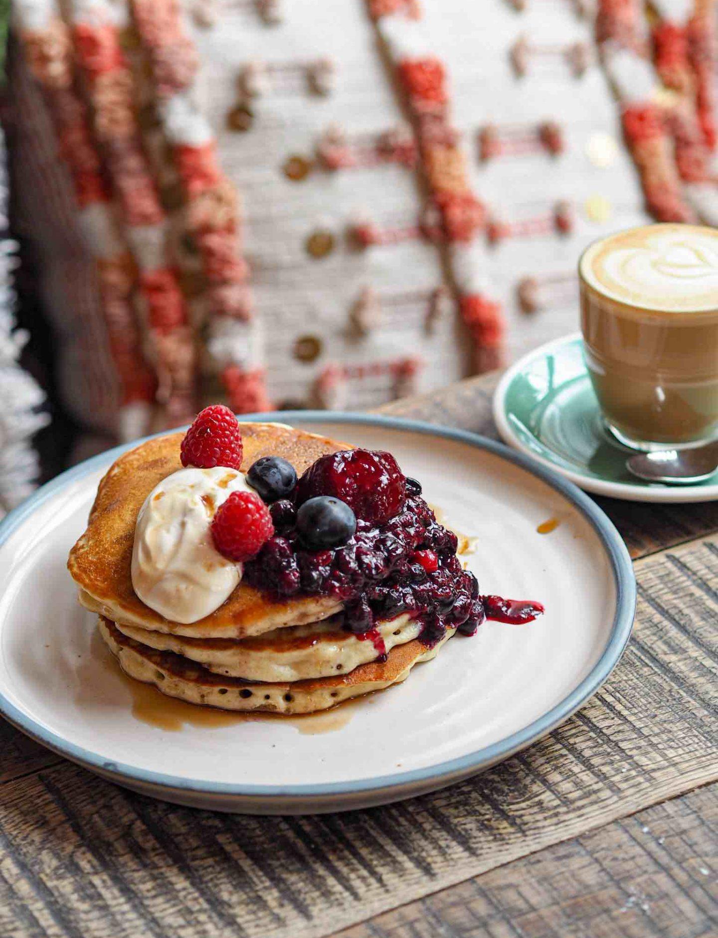 Artist Residence Pancakes