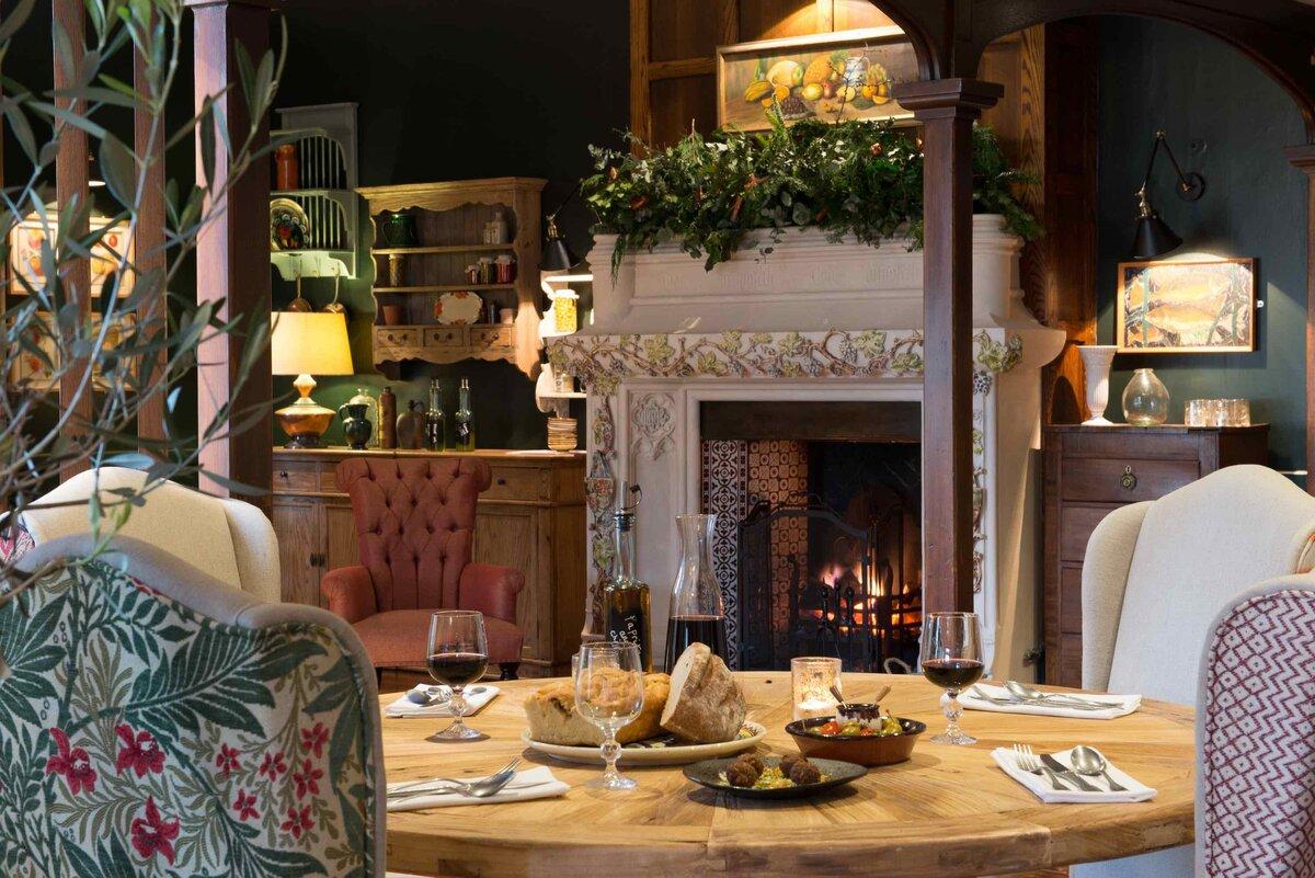 Burley Manor Interiors