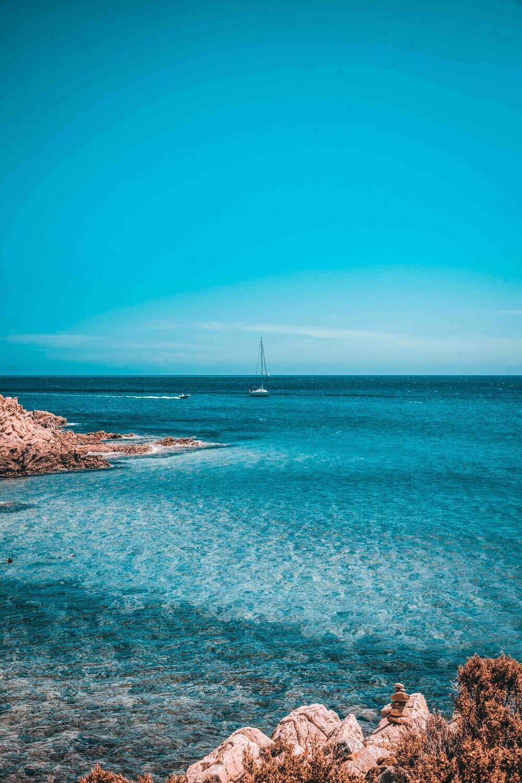 Cagliari Coastal Town
