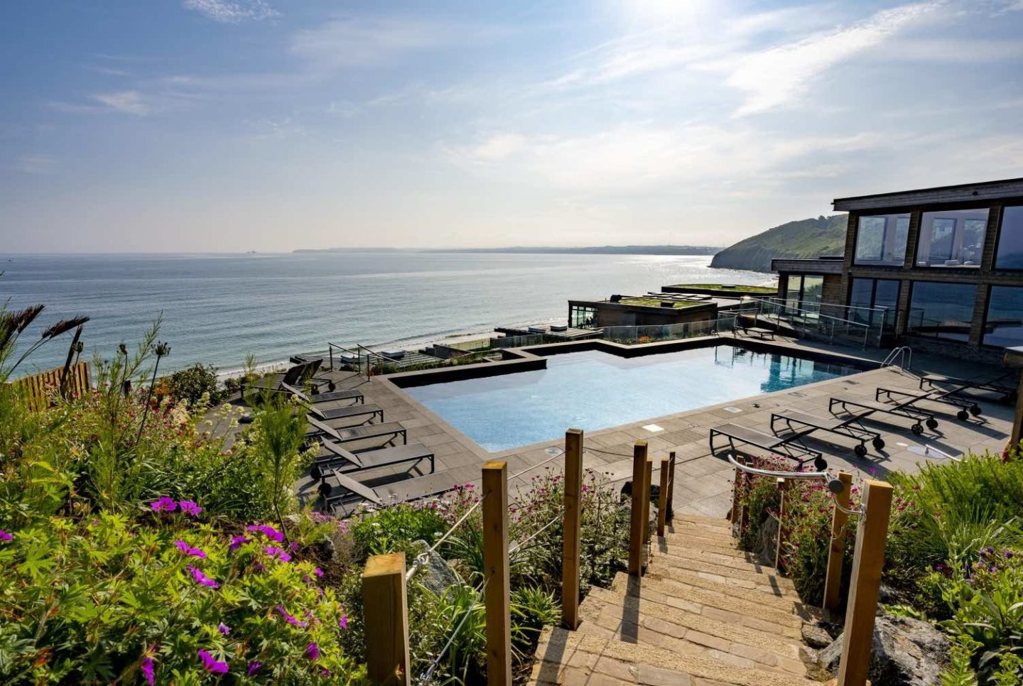 Carbis Bay Outdoor Pool